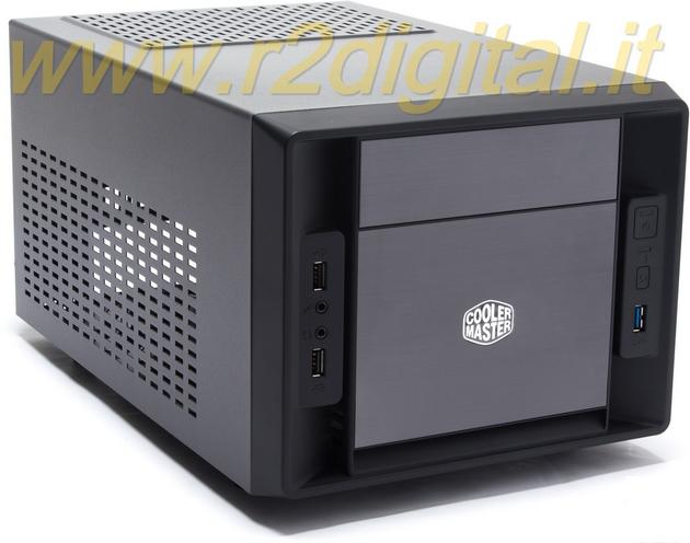 CASE COOLER MASTER MINI ITX ELITE 120 ADVANCED USB 3.0 ATX VGA