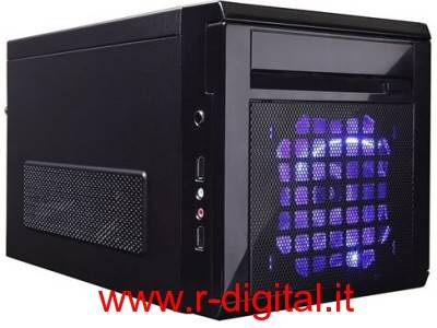 MINI COMPUTER AMD ITX SERVER DUAL CORE PC RAM 4Gb HD 500Gb RAID