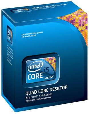 INTEL PENTIUM CORE I5 760 2.80 Ghz LGA 1156 8MB BOX CPU