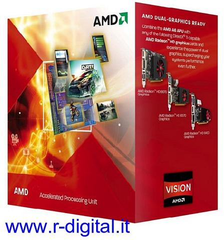 AMD PHENOM II X4 FX4100 BOX 3.6 Ghz AM3+ CPU QUAD CORE