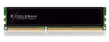 EXCELERAM 2Gb DDR3 1600MHZ CL9 MEMORIA RAM PC3 12800