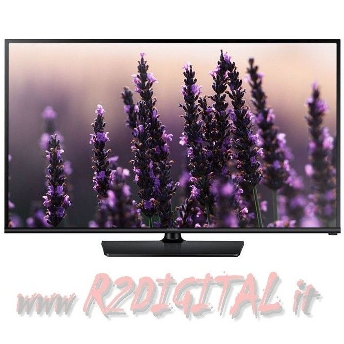 "TV SAMSUNG LED 48"" FULL HD DIGITALE DVB-T MONITOR USB VGA HDMI"