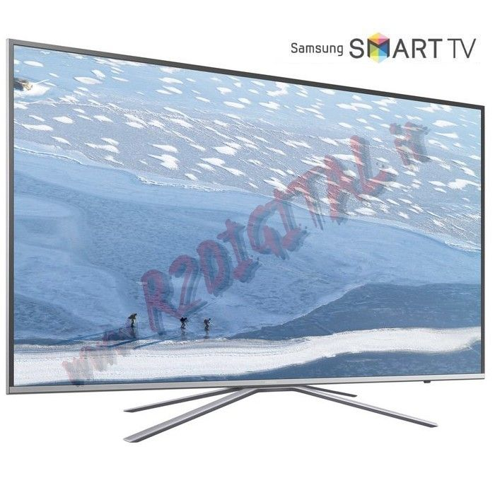 "TV SAMSUNG LED 55"" ULTRA HD SMART UE55KU6400 DVB-T2 USB UHD MKV"