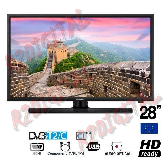 TV SAMSUNG LED 24 T24E310 FULL HD DVB-T MONITOR USB CI SLOT HDMI
