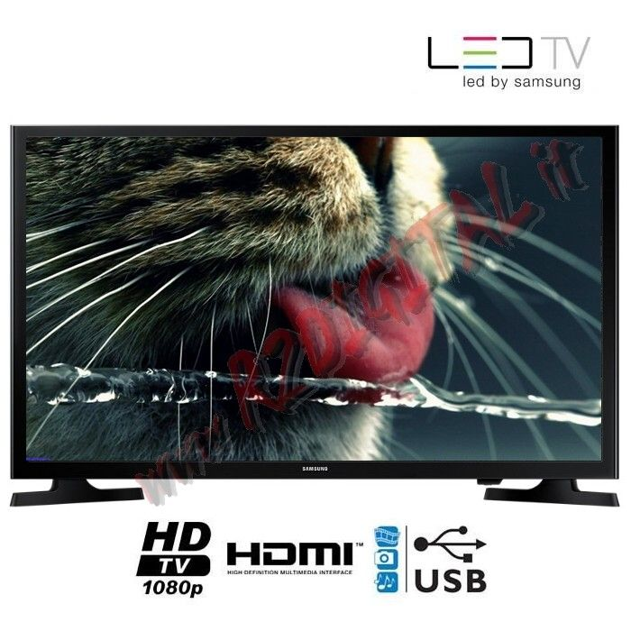 "TV SAMSUNG LED 32"" 32J5000 FULL HD 200Hz DVB-T2 USB CI MKV HDMI"