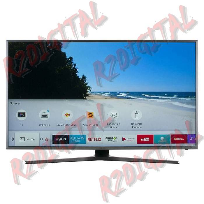 "TV SAMSUNG LED 40"" ULTRA HD FLAT SMART UE40MU6470 DVB-T2 UHD"