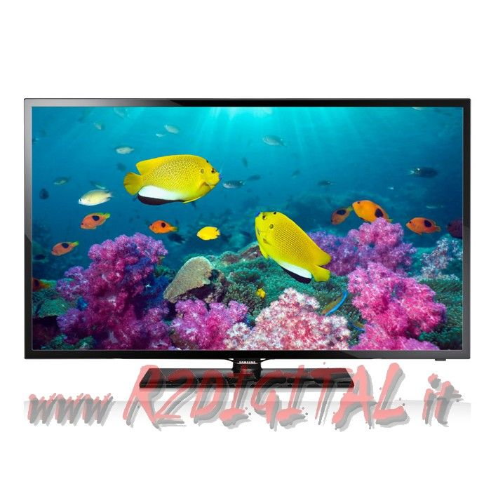 "TV SAMSUNG LED 32"" FULL HD TELEVISORE DVB-T HDMI USB PVR PC DIVX"