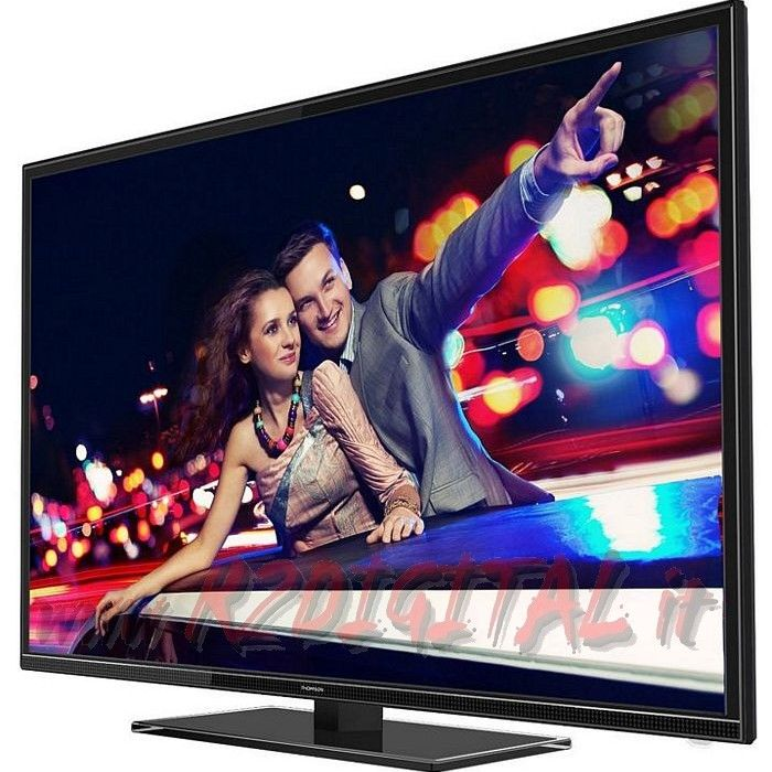 "TV THOMSON LED 32"" 32HZ4233 FULL HD DVB-T MONITOR USB VGA HDMI"