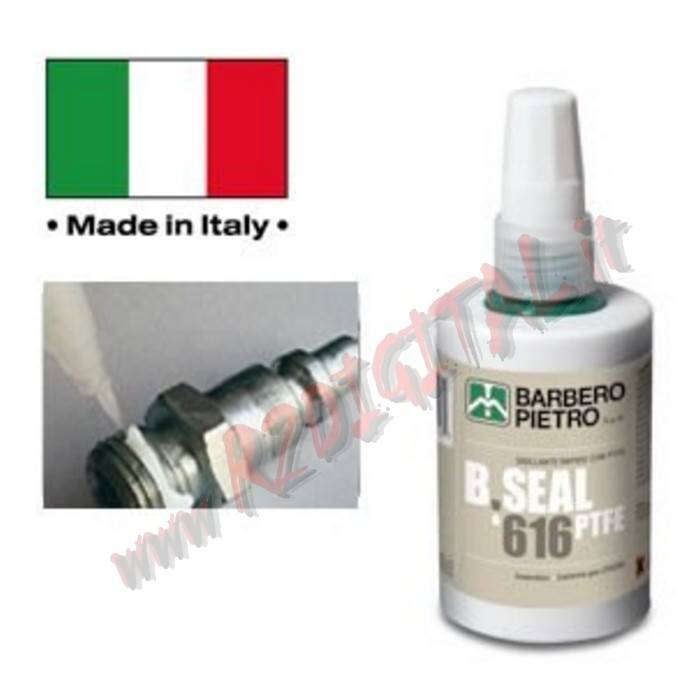 SIGILLANTE ANAEROBICO RAPIDO CON PTFE 50ML BARBERO SPA BSEAL616