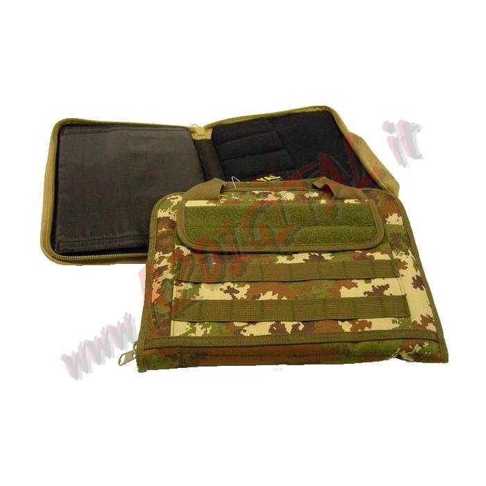 BORSA MORBIDA ROYAL VEGETATA PORTA PISTOLA E ACCESSORI