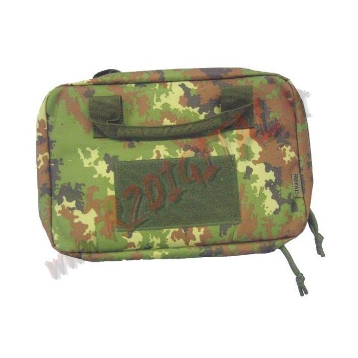 BORSA MORBIDA ROYAL RP VEGETATO PORTA PISTOLA E ACCESSORI