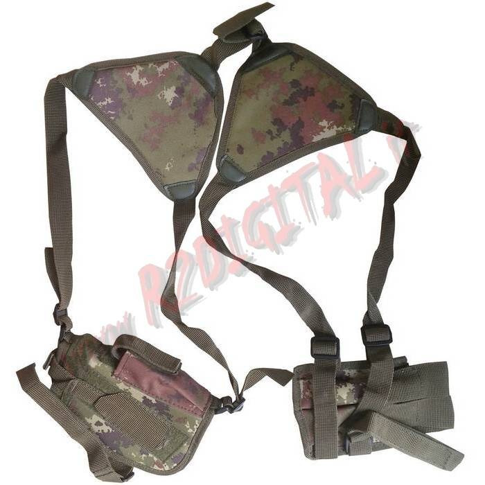 FONDINA ASCELLARE ROYAL VEGETATO 06472TC IN CORDURA RINFORZA