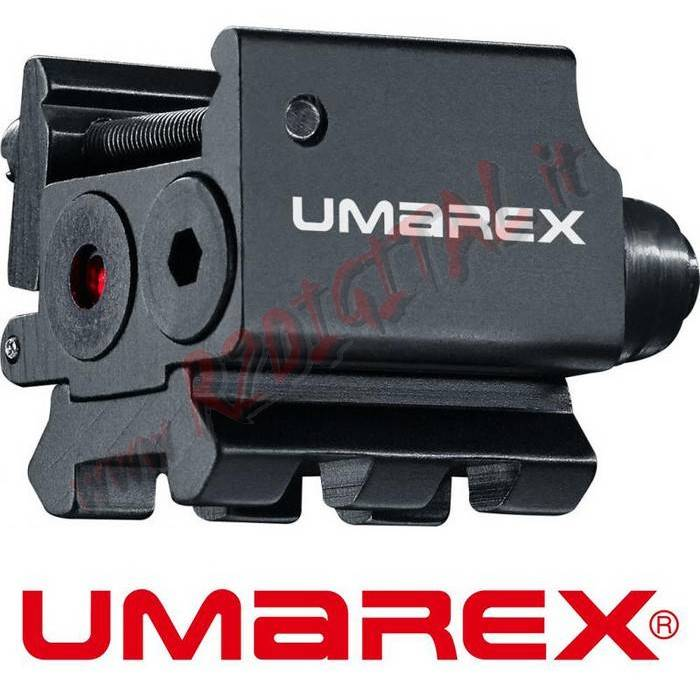 LASER NANO UMAREX 2.1111 METALLO LONG DISTANCE TARATURA
