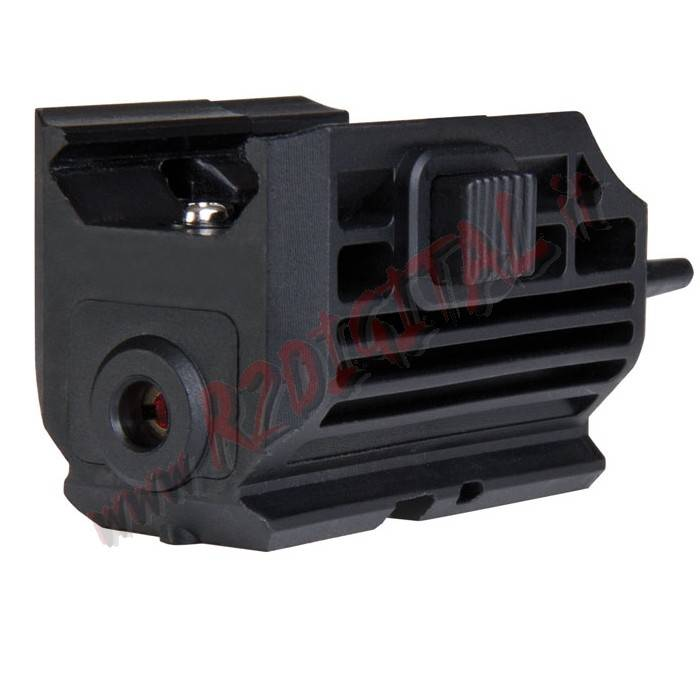 LASER MINI UMAREX 2.1133 TACTICAL LONG DISTANCE TARATURA