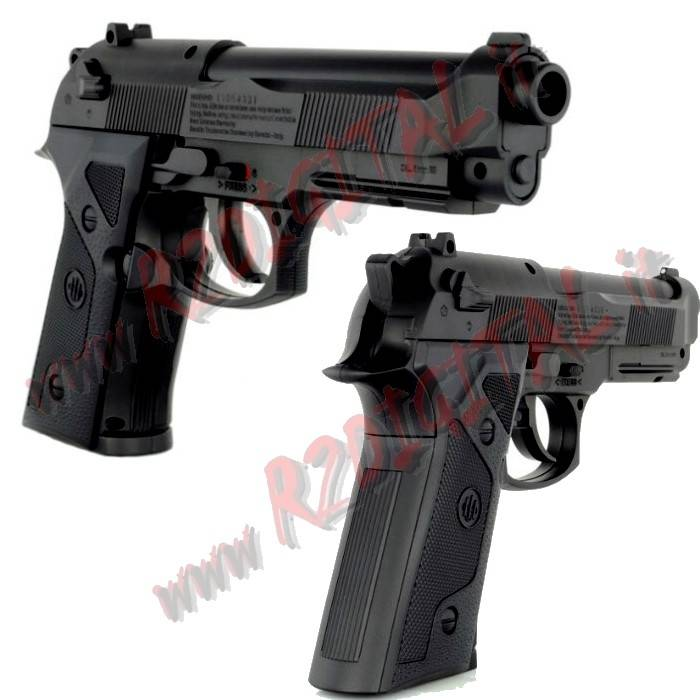 PISTOLA CO2 BERETTA ELITE 2 UMAREX 2.5794 6mm SOFTAIR