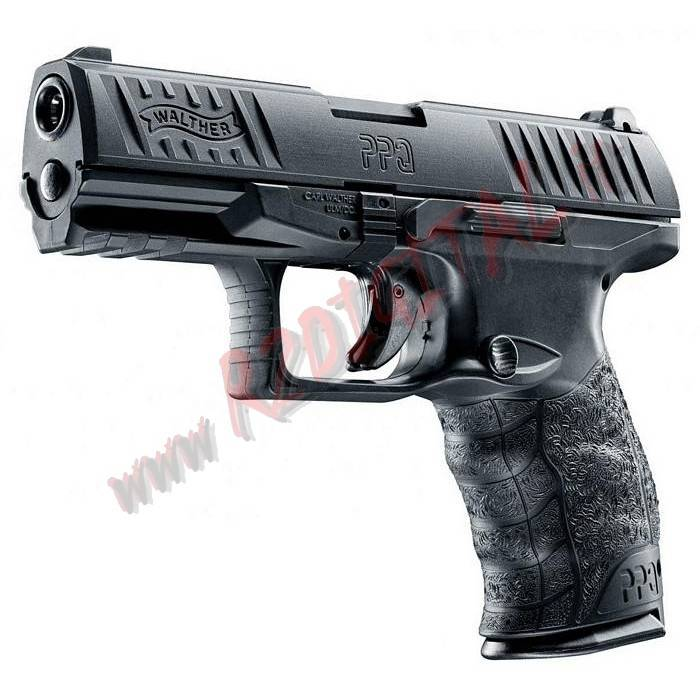 PISTOLA CO2 PPQ M2 WALTHER UMAREX 2.5961-RM 6mm SOFTAIR