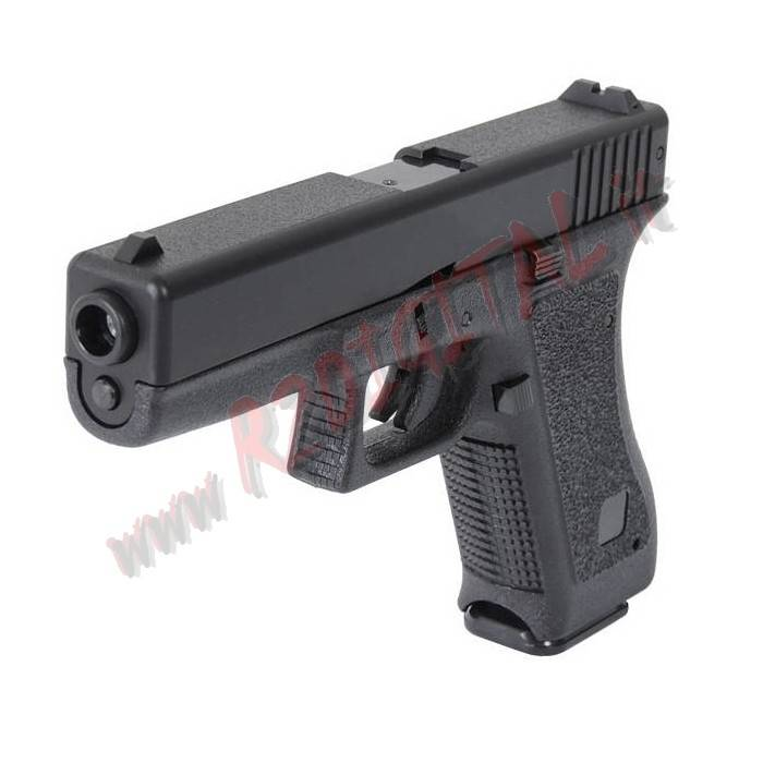 PISTOLA MOLLA RINFORZATA GLOCK G17 HFC HA 117B 6mm SOFTAIR