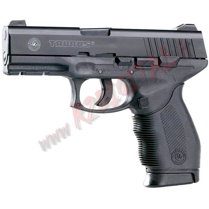 PISTOLA CO2 TAURUS PT24/7 CYBERGUN 210303 METAL 6mm SOFTAIR