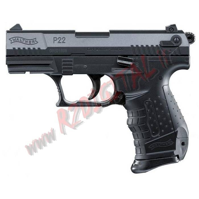 PISTOLA MOLLA RINFORZATA BERETTA P22 2.5179 SOFT AIR 6mm