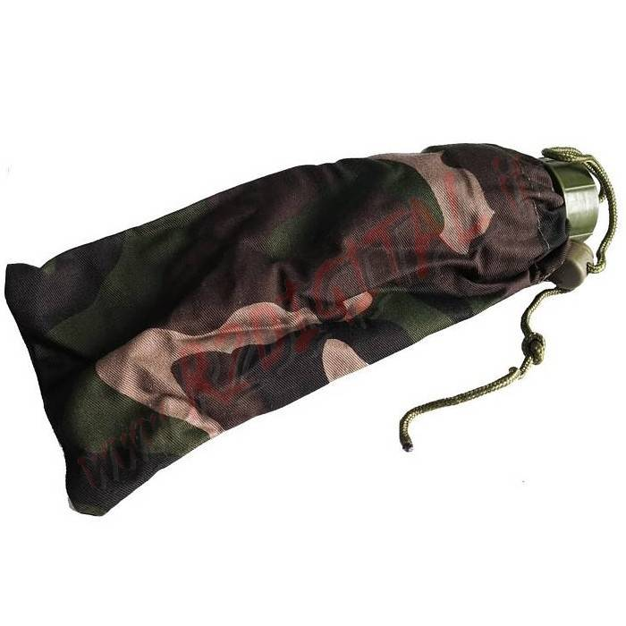 PORTAPALLINI TATTICO ROYAL WOODLAND JQ-01WOOD in CORDURA