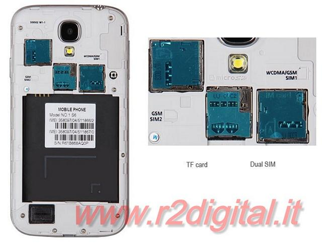 SMARTPHONE CECT NO1 ANDROID SENSORE MOVIMENTO GALAXY S4 CELLULAR