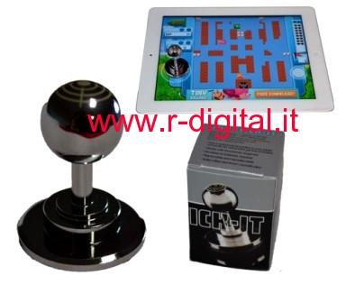 JOYSTICK ARCADE IPAD IPHONE HTC IPAD 2 SMARTPHONE CAPACITIVO