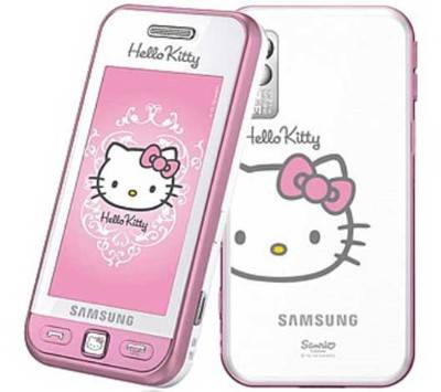 TELEFONO CELLULARE SAMSUNG S5230 HELLO KITTY TOUCH