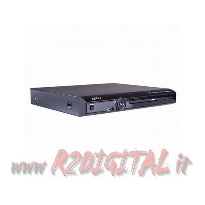 LETTORE DVD DIVX AUDIOLA HDMI 2035 USB USCITA MEDIA PLAYER HD MK