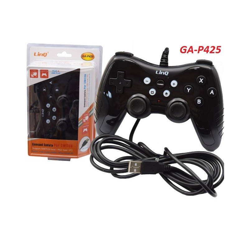 GAMEPAD WIRED PER PER SWITCH GA-P425