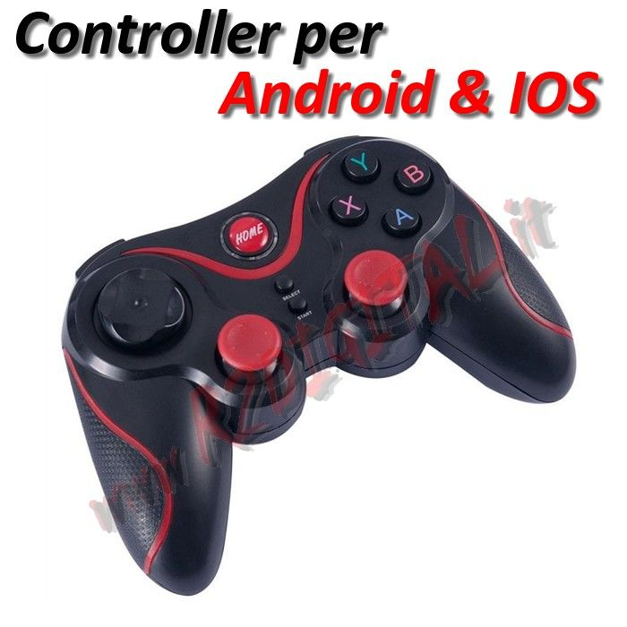 CONTROLLER ANDROID IOS BLUETOOTH PC MAC TABLET GAMEPAD WIRELESS