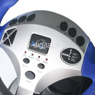 VOLANTE PEDALI CAMBIO PC USB PS PS2 PLAYSTATION JOYPAD PEDALIERA