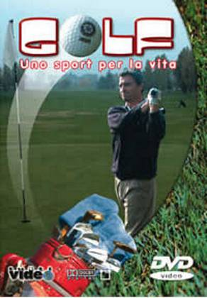GOLF FILM DVD VIDEO DOLBY DIGITAL