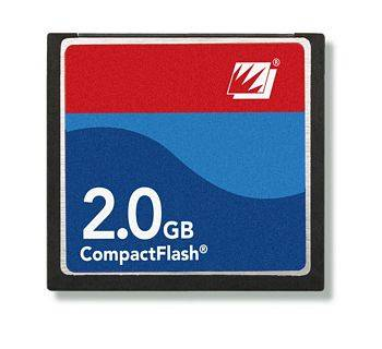 MEMORY CARD COMPACT FLASH 2Gb CF MEMORIA