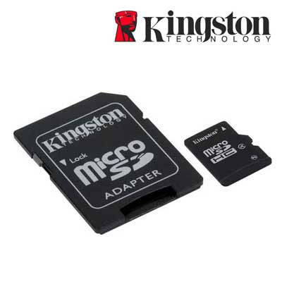 KINGSTON MICRO SD 4 GB C4 TRANSFLASH SCHEDA MEMORIA HC 4GB