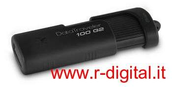 PENDRIVE G2 D100 KINGSTON 16GB DATATRAVELER PENNA DRIVE PEN USB