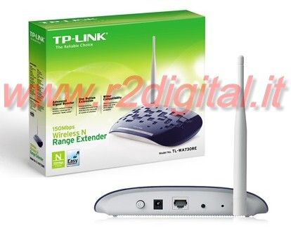RANGE EXTENDER WIRELESS TP-LINK TL-WA730RE LITE N 150M WIFI