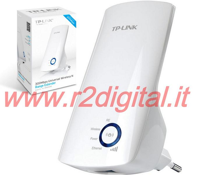 ACCESS POINT TL-WA850RE 300N RIPETITORE WIRELESS LAN WAN WIFI