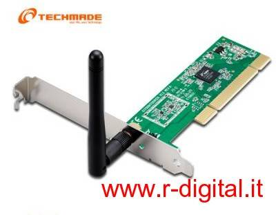 Techmade wireless usb adapter