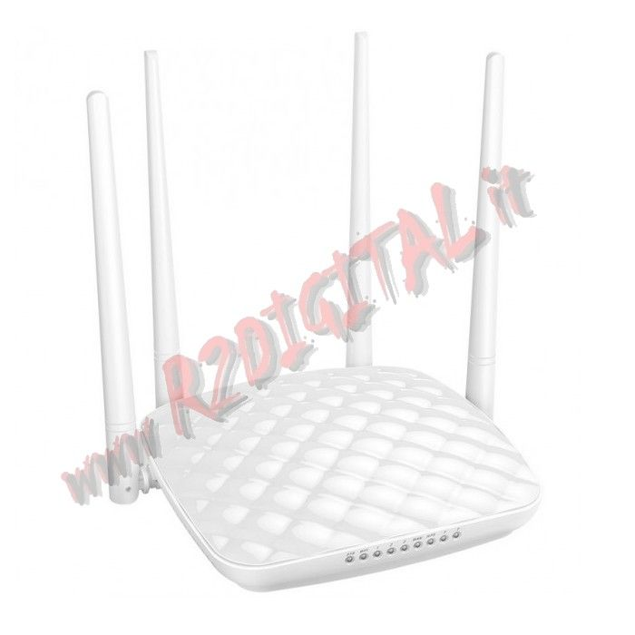 ACCESS POINT TENDA FH456 WIRELESS 300M N LAN WAN WIFI ROUTER