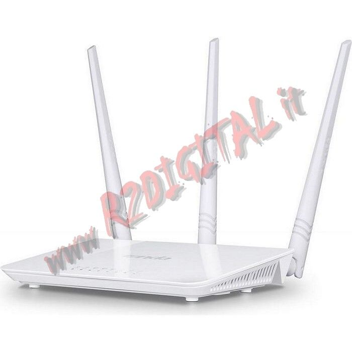 ACCESS POINT TENDA F3 WIRELESS 300M N LAN WAN WIFI ROUTER