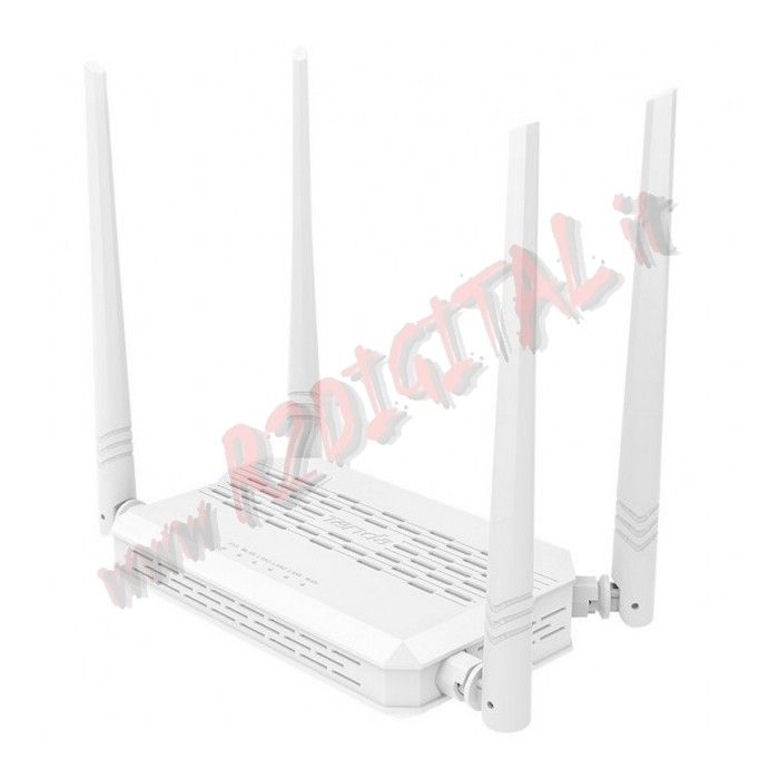 ACCESS POINT TENDA FH330 WIRELESS 300M N LAN WAN WIFI ROUTER