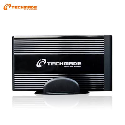 "BOX ESTERNO IDE 3.5 TECHMADE 3.5"" USB HD HARD DISK CASE PATA ATA"