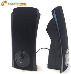 CASSE TECHMADE PC ALTOPARLANTI COMPUTER AUDIO 2.0