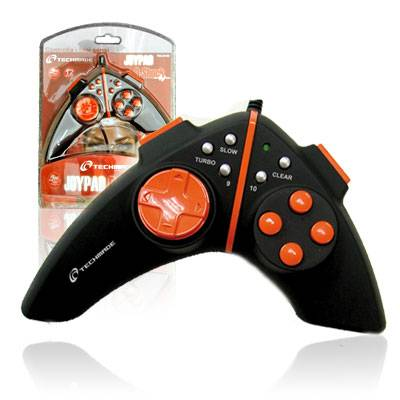 JOYPAD GAMEPAD TM-2139 TECHMADE PC VIBRAZIONE JOYSTICK USB