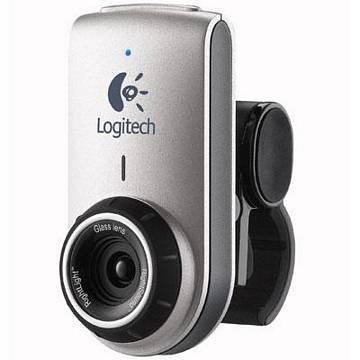 WEBCAM LOGITECH QUICKCAM DELUXE CON MICROFONO NOTEBOOK