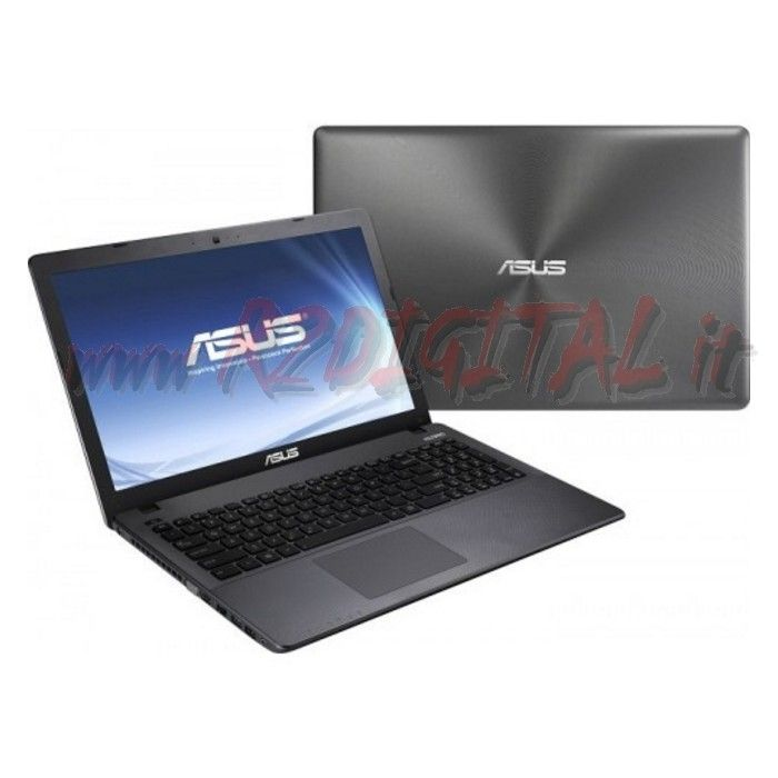 NOTEBOOK ASUS P550 CORE I3 LED 15,6 HD 4Gb 500Gb WINDOWS 7 - 8.1