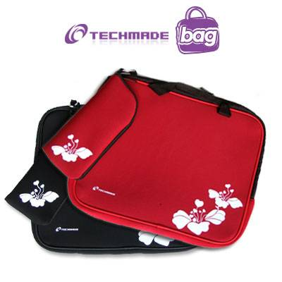 BORSA 12 13 14 TECHMADE NETBOOK NOTEBOOK SACCA TRASPORTO TABLET