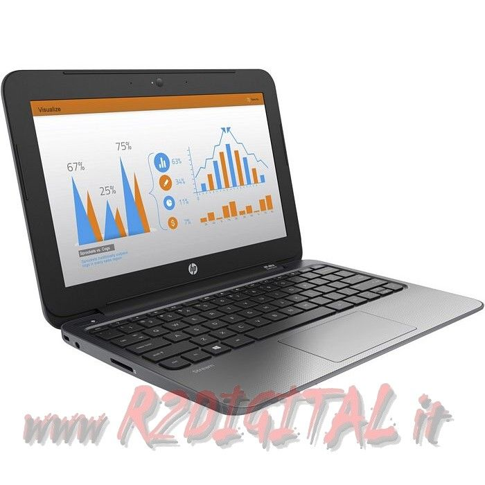 "NETBOOK HP STREAM 11 PRO 11,6"" QUAD CORE RAM 2G HD SSD WIN 8.1"
