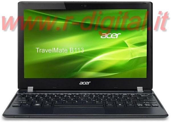 "NETBOOK ACER B113-E 11,6"" DUAL CORE 1,8Ghz RAM 6Gb HD 320G WIN 7"