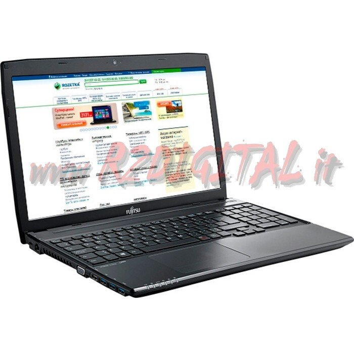 NOTEBOOK FUJITSU A544 CORE I3 LED 15,6 4Gb 500Gb WINDOWS 7 - 8.1